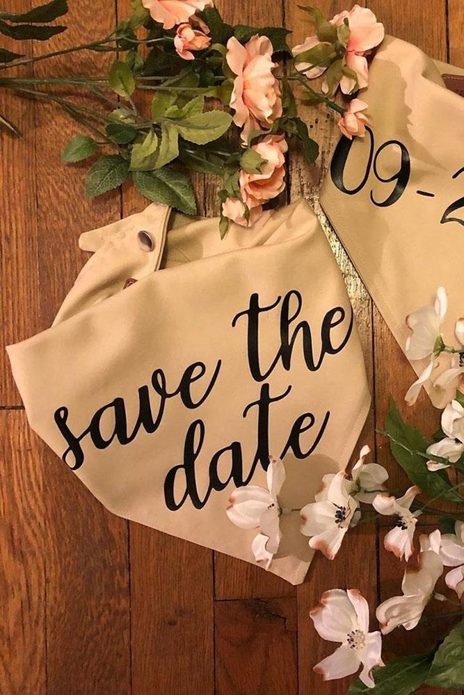 save the date ideas save the proposal date engagement photo ideas bandana