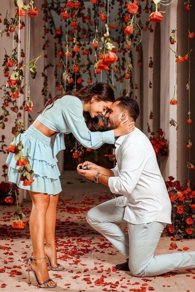 best proposal ideas romantic engagement ideas