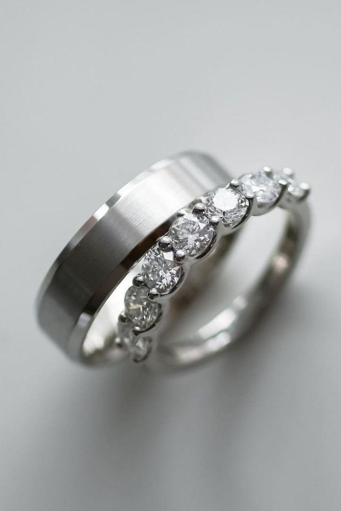 diamond wedding rings eternity wedding bands1